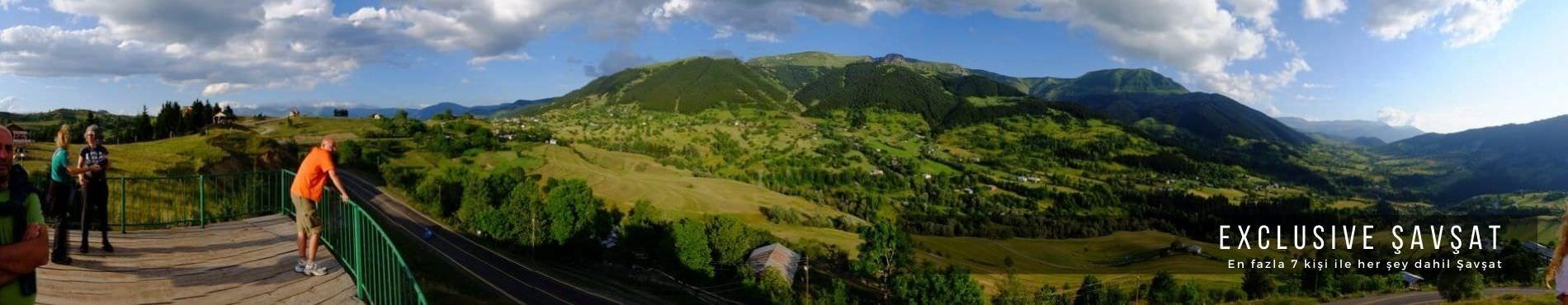 EXCLUSIVE CITTASLOW ŞAVŞAT (3 GECE 4 GÜN)